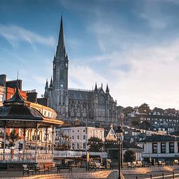 12 semanas inglés en Cork $3.972.000 RESERVA POR