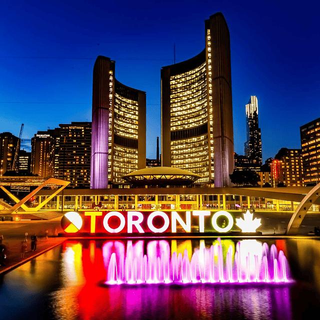 12 semanas inglés en Toronto $3.284.000 RESERVA POR