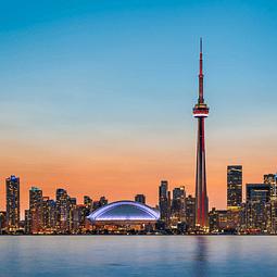 12 semanas inglés en Toronto $2.920.000 RESERVA POR