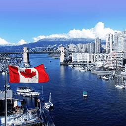 12 semanas inglés en Vancouver $3.085.000  RESERVA POR