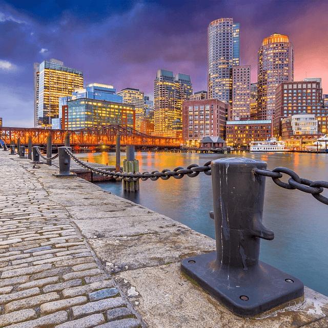 12 semanas inglés en Boston $4.196.000 RESERVA POR
