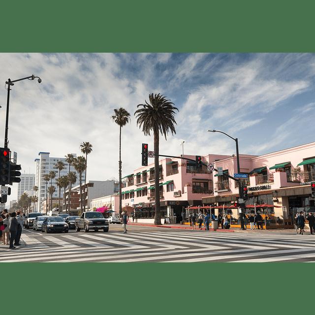4 semanas inglés en Los Ángeles $2.365.000 RESERVA POR