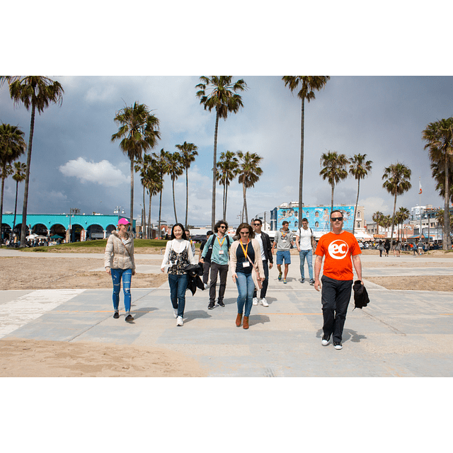 4 semanas inglés en Los Ángeles $2.468.000 RESERVA POR