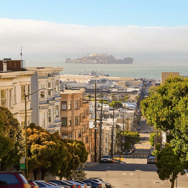 12 semanas inglés en San Francisco $4.274.000 RESERVA POR