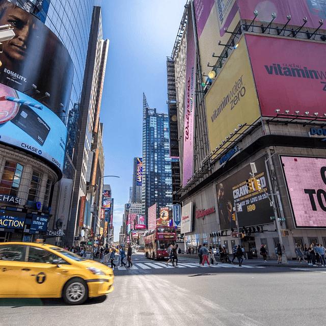 4 semanas inglés en Nueva York $2.703.000 RESERVA POR