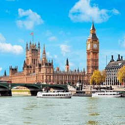 12 semanas inglés en Londres $3.560.000 RESERVA POR