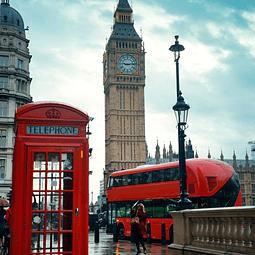 24 semanas inglés en Londres $5.649.000 RESERVA POR