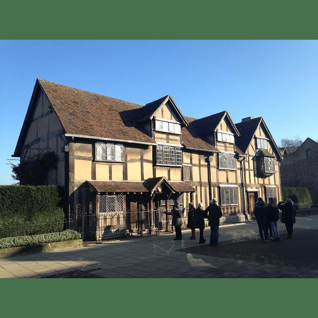 24 semanas inglés en Stratford-upon-Avon $5.400.000 RESERVA POR