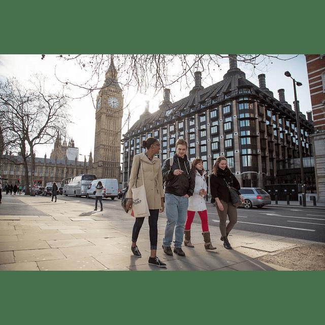 23 semanas inglés en Londres $6.380.000 RESERVA POR