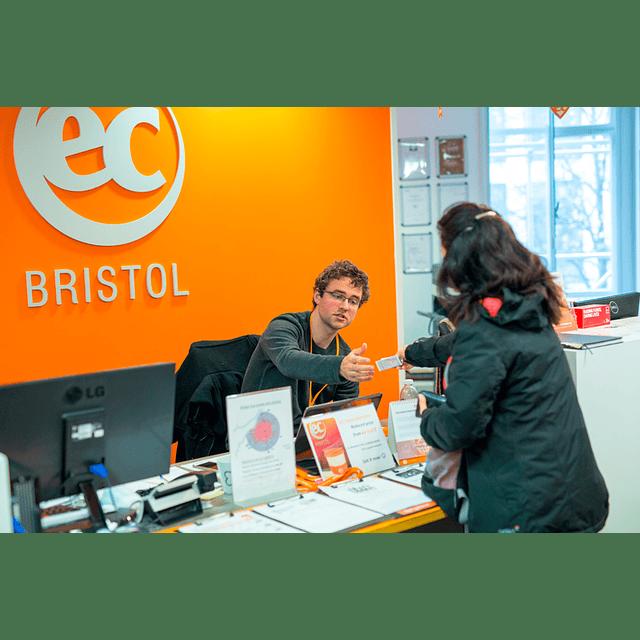 23 semanas inglés en Bristol $5.202.000 RESERVA POR