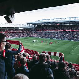 24 semanas inglés en Liverpool $4.000.000 RESERVA POR