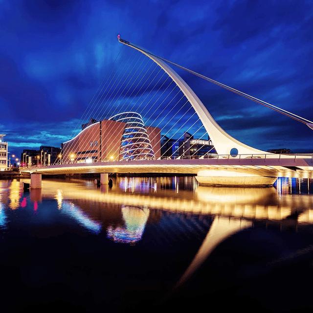 25 semanas AM inglés en Dublín $3.854.000  RESERVA POR