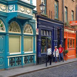 25 semanas PM inglés en Dublín $3.715.000  RESERVA POR