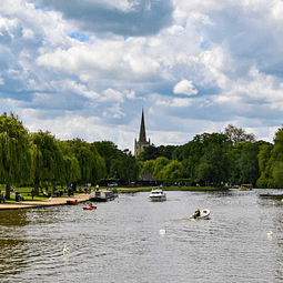 24 semanas inglés en Stratford-upon-Avon $5.200.000 RESERVA POR