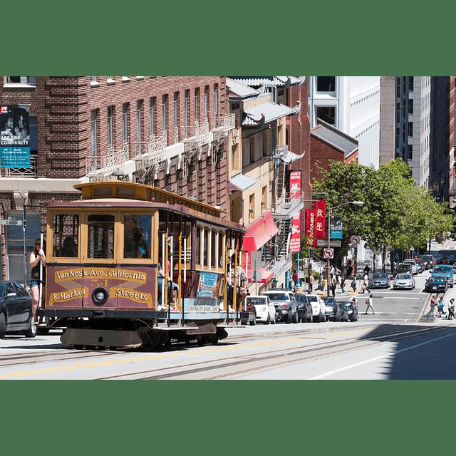 8 semanas inglés en San Francisco SIN HOSPEDAJE $2.080.000  RESERVA POR