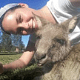 Daniela Seron desde Viña del Mar, Chile a Sydney, Australia