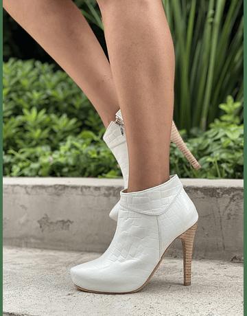 Flo Croc Blanco