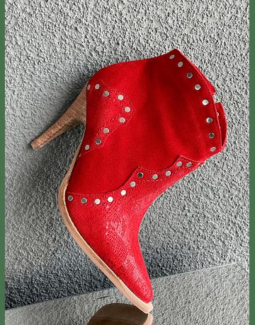 Australia Reno Rojo Con Folia Rojo