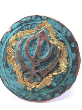 Jewels of Wisdom Ring