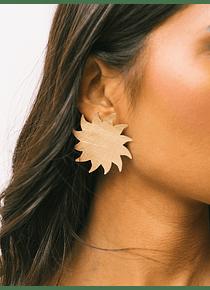 Bronze Sun Rings