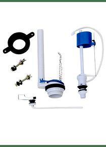 Kit para Estanque WC Carga Descarga Y Fijaciones