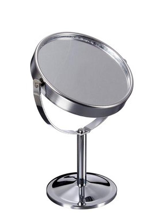 Espejo Con Aumento Redondo Doble Cara 10x 6
