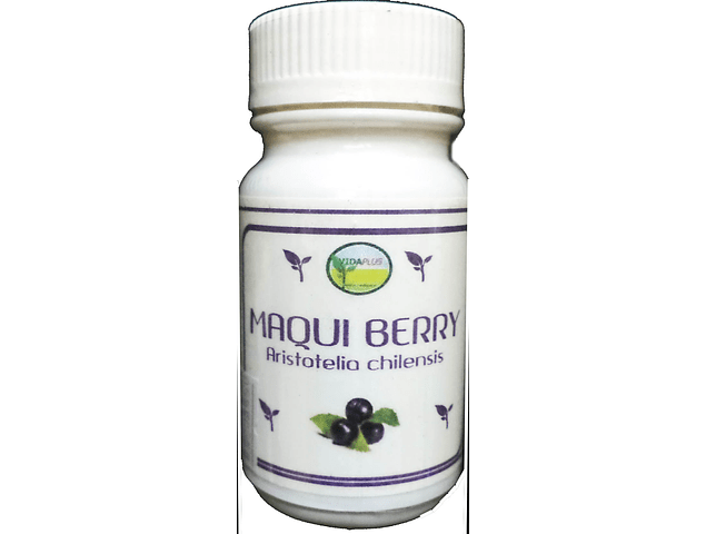 MAQUI BERRY 3 FRASCOS 60 CAPS DE 490 MG