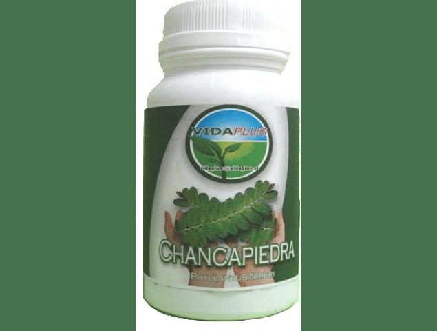 CHANCAPIEDRA 3 FRASCOS DE 60 CAPSULAS 500 MG DESPACHO GRATIS