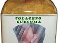 COLAGENO HIDROL. + CURCUMA FRASCO 500 GRAMOS -  DESPACHO GRATIS