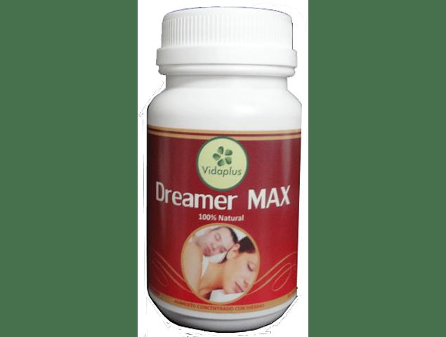 DREAMER MAX 4 FRASCOS DE 60 CAPSULAS DE 500 mg DESPACHO GRATIS