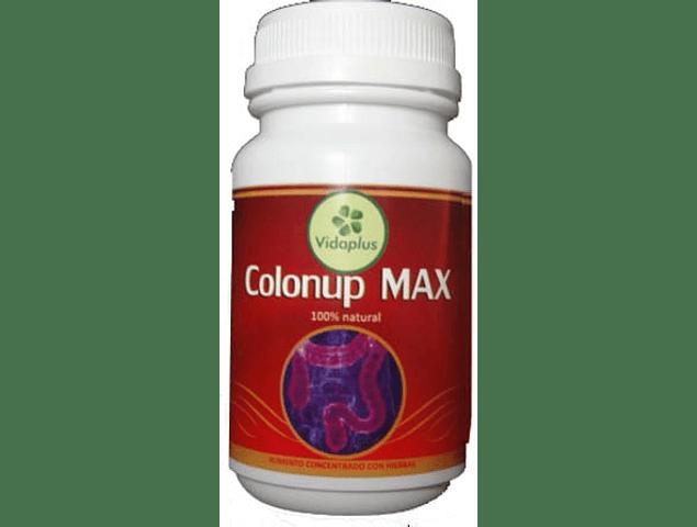 COLONUP MAX 3 FRASCO DE 6O CAPSULAS DE 480 mg