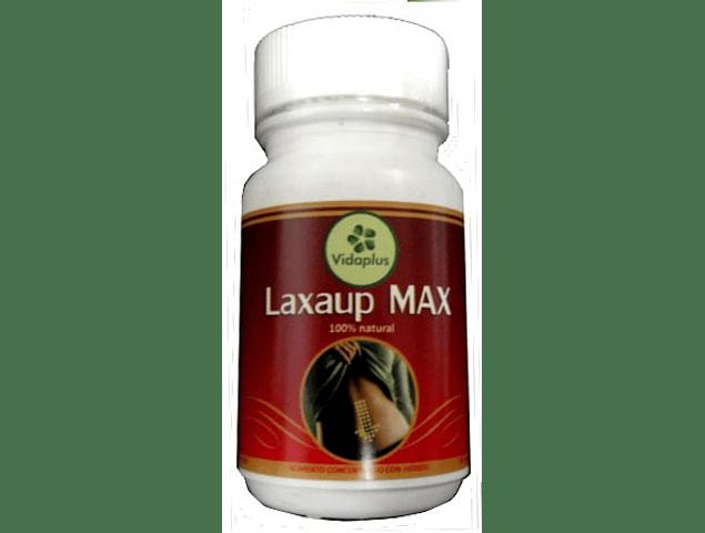 LAXAUP  4 FRASCOS DE 60 CAPSULAS DE 500 mg DESPACHO GRATIS