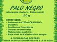 PALO NEGRO SACHET 150 GRAMOS PARA INFUSION