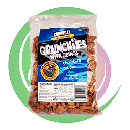 Qrunchies Chocolate 100 Grs
