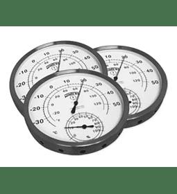 HIGROMETRO WINTERS -30°C A 50°C & DE 0 A 100% DE HUMEDAD