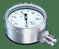 MENOMETRO BAUMER FULL INOXIDABLE 100MM 1/2NPT MEX5-D60