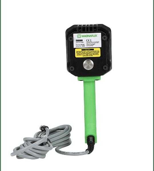 LAMPARA DE LUZ ULTRAVIOLETA LED EV6000 100-240V INCLUYE CERTIFICACION ASTM E3022