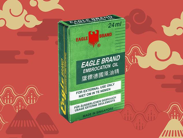 Óleo Medicado Eagle 24ml