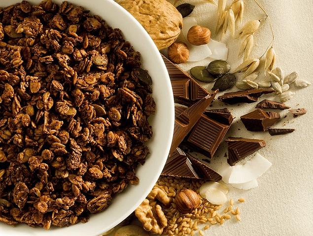 Granola de Chocolate Belga 400g