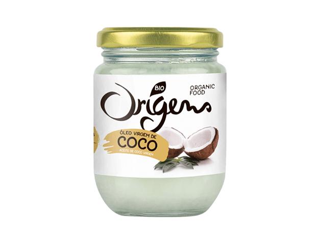 Óleo de Coco Extra Virgem BIO 200ml