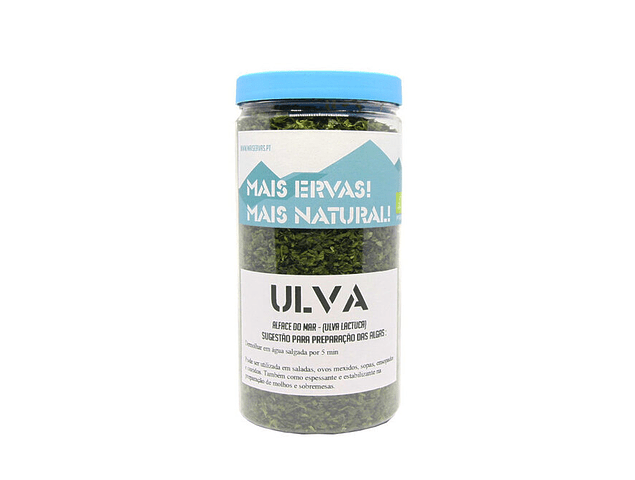 Alga Ulva - Alface do Mar BIO 30g