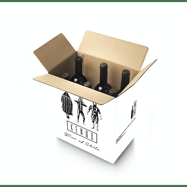 Carménère - Gran Reserva Caja de 6 botellas