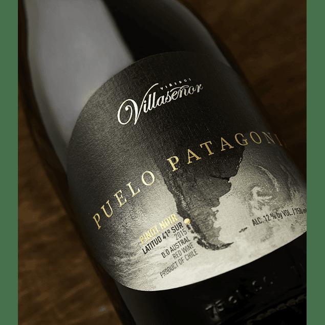 Pinot Noir - Puelo Patagonia Caja de 3 botellas