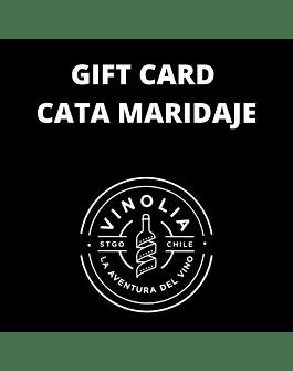 GIFT CARD CATA MARIDAJE