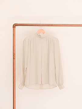 Blusa light grey