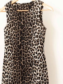 Jumper animal print