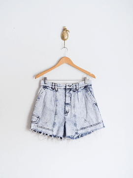 Short acid wash 80's