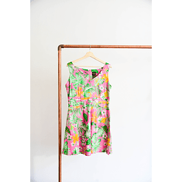 Jumper tropical print