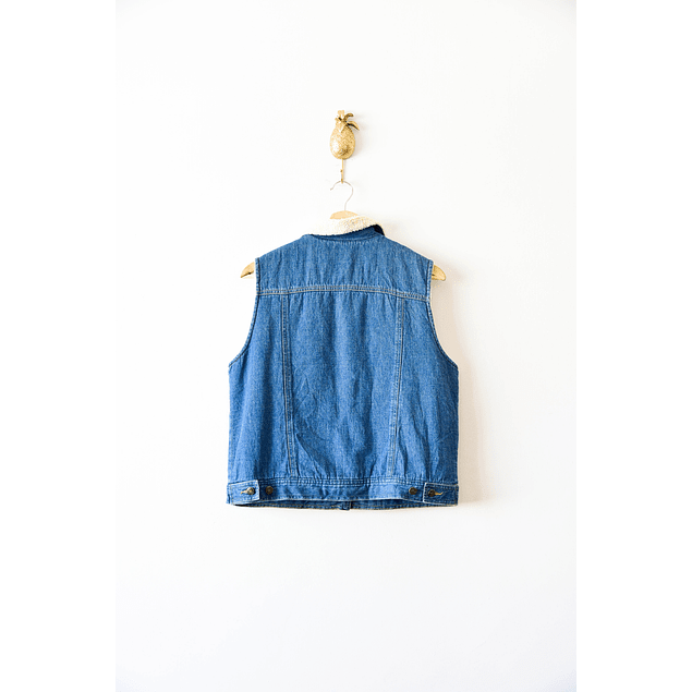 Chaqueta denim chiporro
