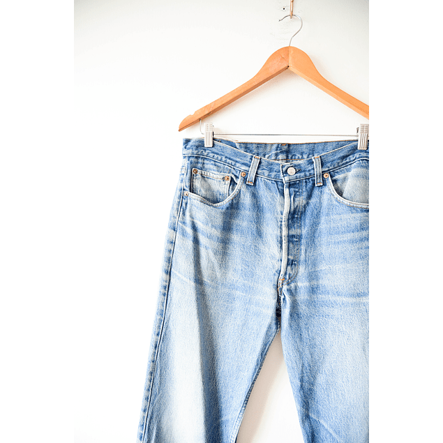 Mom jeans Levis 501